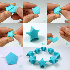 All Things Paper Folded Lucky Stars Tutorial More