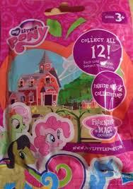 My Little Pony Blind Bags Friendship Magic plete Set of 12