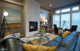 Paint Colors Living Room Grey Couch by 4 Ways To Decorate Around Your Charcoal Sofa Maria Killam The