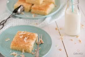 buttermilchkuchen mit kokos einfach schnell cookie und co