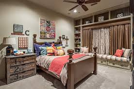 View In Gallery A Balanced Blend Of Rustic And Modern Styles The Beautiful Kids Bedroom Design