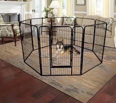 usa lager 8 panel beheizten metall draht designer eisen zaun hund hundehütte pet hund laufstall für hunde buy haustier hund laufstall für