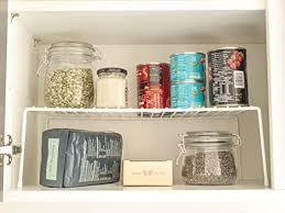 simplywire küche schrank organizer draht storage rack regal einfü freistehend weiß