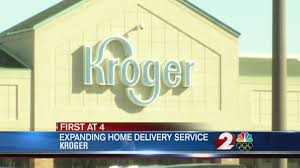 Kroger to expand home delivery feature