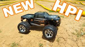 100 Hpi Rc Trucks NEW RC Monster Truck HPI Jumpshot MT Flux Fuzion First Bash