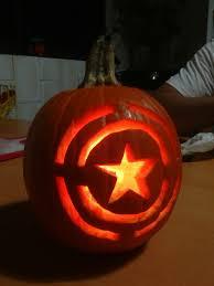 Puking Pumpkin Pattern Free by Captain America Pumpkin Crafts Pinterest Capt America