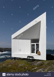 100 Todd Saunders Architect Squish Studio Fogo Island Canada 2011
