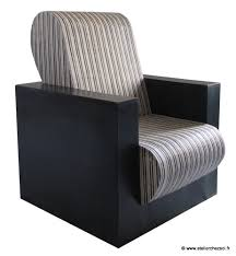 patron de fauteuil en adulte modèle hadam