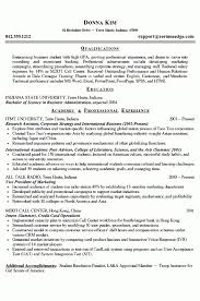 College Students Resume Format