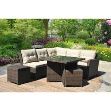 Kitchen Chair Cushions Walmart by Patio Furniture Cushions Walmart Patio Outdoor Decoration