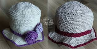 Tutorial Gorro Verano Ni±o Fácil Crochet o Ganchillo