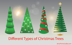 Type Of Christmas Trees by Blog Jerry Promo Codes