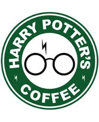 Starbucks Inspired Harry Potter Coffee Logo Potters