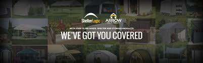 Shelterlogic Run In Sheds by Shop Shelterlogic Corp Shade Shelter And Storage