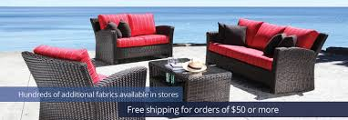 Gensun Patio Furniture Cushions by Patio Furniture Cushions Quick Ship The Great Escape