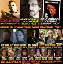 Rob Zombie Halloween 2007 Cast by 7 Michael Myers Actors Coming To Flashback U0027halloween U0027 Reunion