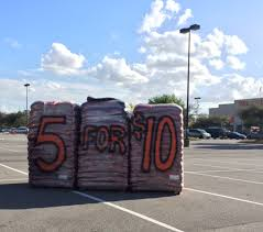 Good Deal on Red Mulch Bags at Home Depot Who Said Nothing in