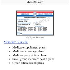 KBenefits LLC Insurance Medicare Retirement Freehold NJ Cylex
