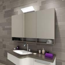 spiegelschrank mit leuchte angela und ablage fürs bad 2