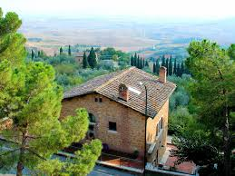 Sublime Views Of The Tuscan Countryside Can Be Found Throughout Pienza