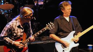 100 Derek Trucks Wife Watch Eric Clapton And Doyle Bramhall II Play Tell