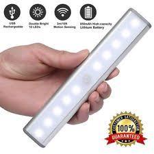 wireless led cabinet light ebay