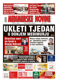 Međimurske novine 812 by mnovine issuu
