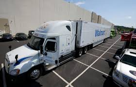Walmart's Bruising Battle With Amazon Saps Its 4Q Results ... Walmart Loses Pay Fight With California Truck Drivers Ordered To Amazoncom Walmart Truck Carry Case 14 Die Cast Cars Toys Games Advanced Vehicle Experience Concept Youtube American Simulator America Doubles Atmpted Driver Found Bodies In At Texas Lived Louisville Truck Trailer Transport Express Freight Logistic Diesel Mack Combo Skin Peterbilt 579 And Trailer What Its Really Like Live The Parking Lot 25000 Grant Helps Food Pantry Buy New Belvidere