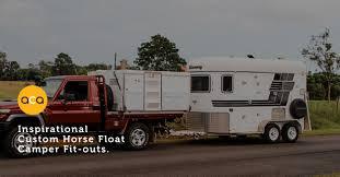 100 Custom Truck Camper Inspirational Horse Float Fitouts Australian Credit