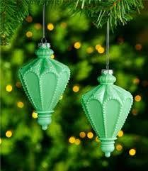 Dillards Christmas Tree Farm by Southern Living Homestead Holidays Collection Mercury Glass Onion