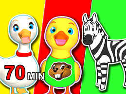 Moms & Dads relax in bed while your Kids Learn the Animal Sounds