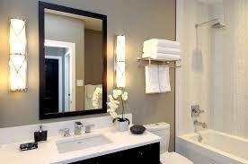 bathroom decor bathroom contemporary with neutral colors nice wall