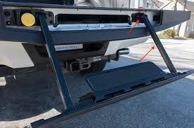 2018 Integrated Tailgate Step Issues? - Ford F150 Forum - Community ... Best Steps Save Your Knees Climbing In Truck Bed Welcome To Replacing A Tailgate On Ford F150 16 042014 65ft Bed Dualliner Liner Without Factory 3 Reasons The Equals Family Fashion And Fun Local Mom Livingstep Truck Step Youtube Gm Patents Large Folddown Is It Too Complex Or Ez Step Tailgate 12 Ton Cargo Unloader Inside Latest And Most Heated Battle In Pickup Trucks Multipro By Gmc Quirk Cars Bedstep Amp Research