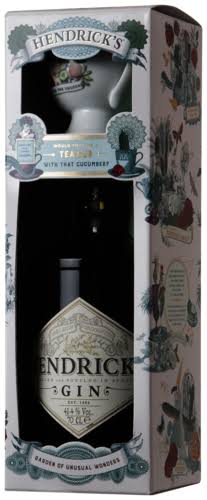 Hendrick's Garden of Unusual Wonders Gin - 70cl
