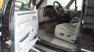 1996 Ford Bronco Interior CarGurus