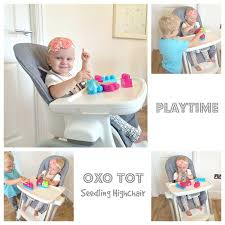 Oxo Seedling High Chair Manual by A New Dinner Time Routine With Our Oxo Tot Seedling Highchair