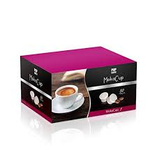 100 capsule moka cup 1 miscela intenso compatibile domo caffe