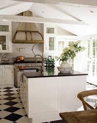 cuisine et blanche carrelage cuisine blanc et noir decoration salle de bain