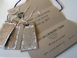 Rustic Shabby Chic Wedding Invitations