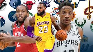 NBA 2018 2019 Rosters All Teams Opening Day Schedule Fixtures