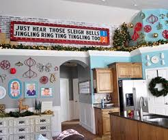 Above Kitchen Cabinet Christmas Decor by Decorating Above The Kitchen Cabinets Bright Ideas