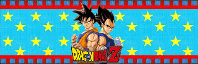 Dragon Ball Z Decorations by Dragon Ball Z Free Printable Candy Bar Labels Is It For