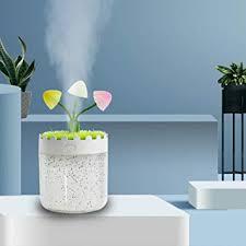 mobestech 300 ml kühlen nebel luftbefeuchter usb pilz le