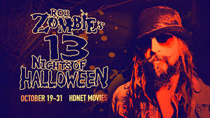 Syfy 31 Days Of Halloween 2017 by 31 Nights Of Halloween Hd Wallapaper