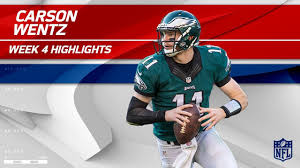 Front Desk Receptionist Jobs In Philadelphia by Carson Wentz Leads Philly To Victory Eagles Vs Chargers Wk 4