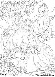 Holiday Coloring Online Disney Animal Kingdom Pages About 101 Best Aladar Iguanodon And Images On Pinterest