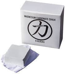 Strength Shop Magnesium Carbonate Chalk - Case Of 8 Blocks: Amazon ...
