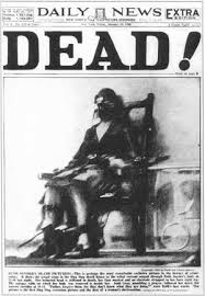 Electric Chair Executions New York State by 1928 Dead New York Daily News The Power Of The Front Cover