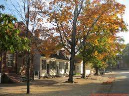 Colonial Williamsburg Va Halloween by Two Nerdy History Girls Another Fall Morning Colonial Williamsburg
