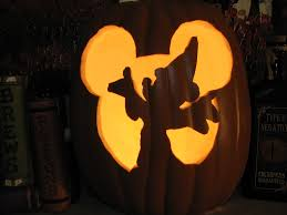 Mickey Mouse Halloween Stencil by Mickey Mouse Pumpkin Template Virtren Com